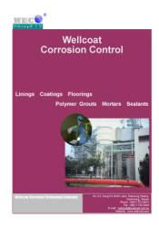 Wellcoat corrosion technology this brochure covers various corrosion proof product lines of wellcoat click on the picture for more information and you can download the brochure in a pdf publicscrutiny Gallery